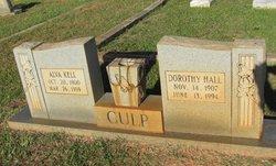 Dorothy <i>Hall</i> Culp