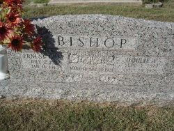 Ernest Gray Bishop