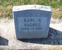 Karl A. Bachle