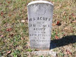W. L. Acuff