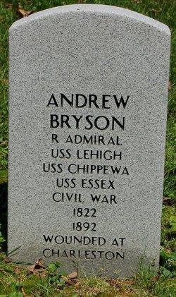 Adm Andrew Bryson
