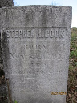 Stephen H Cook