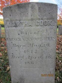 Martha <i>Cook</i> Voorhees