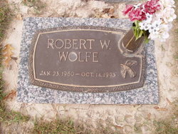 Robert W Wolfe