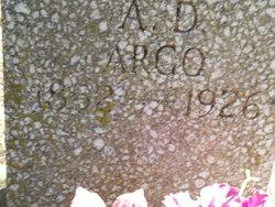 Alden Darrow Argo