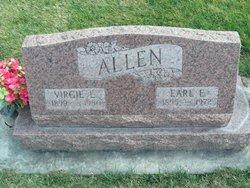 Virgie L <i>Biesemeier</i> Allen