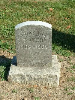 Clara M. Bauer