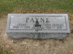 Anna Frances Payne