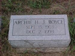 Archie H. J. Boyce