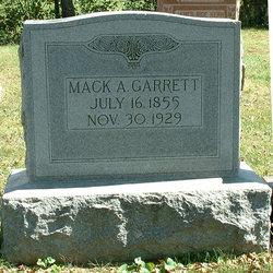Mack Arthur Garrett