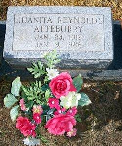 Juanita <i>Reynolds</i> Atteburry