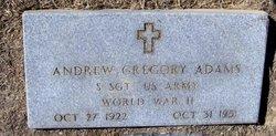 Andrew Gregory Adams