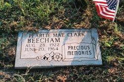 Pearlie Mae <i>Clark</i> Beecham