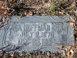 Ada Jane <i>Huffman</i> Don