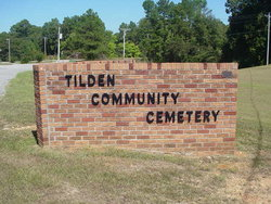 Tilden Community Cemetery