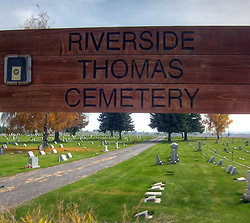 Riverside Thomas Cemetery