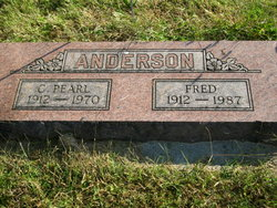 Clara Pearl <i>Youngblood</i> Anderson