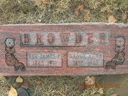 Anna Ellen Nancy Ann <i>Watson</i> Browder