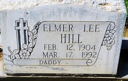 Elmer Lee Hill