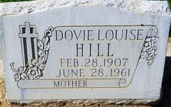 Dovie Louise <i>Nolan</i> Hill