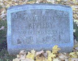 Grace Spink <i>Appleby</i> Kelsey