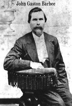 John Gaston Barbee