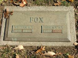 Thelma Essie <i>Bowie</i> Fox