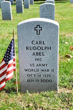 Carl Rudolph Abel, Sr