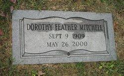 Dorothy <i>Feather</i> Mitchell
