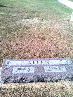Anna Elizabeth <i>Houston</i> Allen