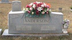 Beatrice <i>Morton</i> Anderson