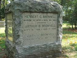 Arthur Buffum Brownell