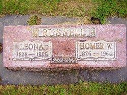 Sarah Leona <i>Hamill</i> Russell