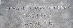 Edward Henry Herbert