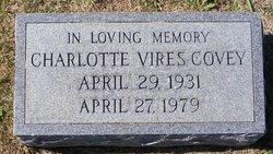 Charlotte <i>Vires</i> Covey