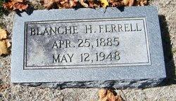 Blanche Lee <i>Hundley</i> Ferrell