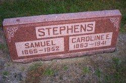 Caroline Elizabeth <i>Morlan</i> Stephens
