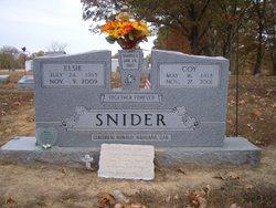 Elsie <i>Scott</i> Snider