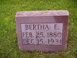 Bertha Edith <i>Eichler</i> Bunch
