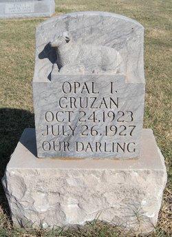 Opal I. Cruzan