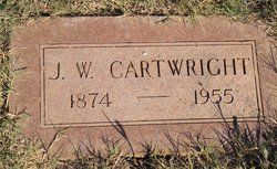 J. W. Cartwright