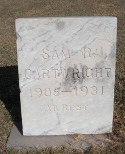 Sam R. Cartwright