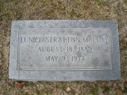 Eunice Elizabeth <i>Stratton</i> Mulloy