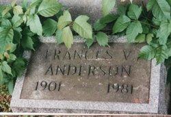 Frances V. Anderson