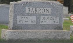 Isaac Lewis Barron