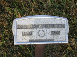 Charles Wayne Hendren