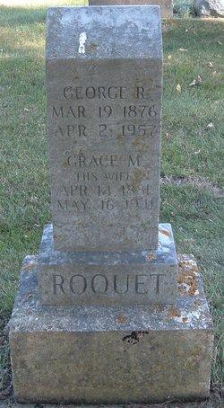 Grace May <i>Lamphiear</i> Roquet