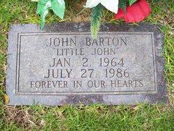 John Little John Barton
