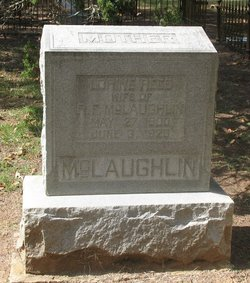 Lorine <i>Reed</i> McLaughlin