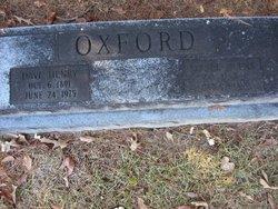 Etta Maud <i>Owens</i> Oxford